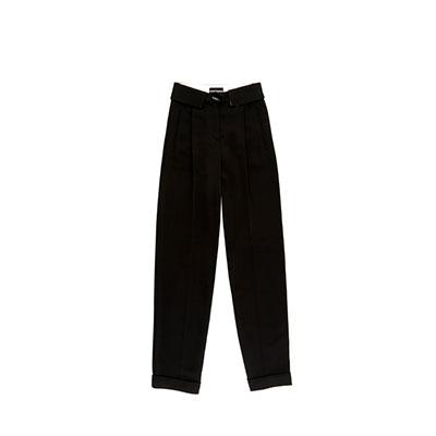 SG Tatler Fashion Drops - Emporio Armani High Waist Pants
