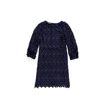 SG Tatler Fashion Drops - Emporio Armani Lace Dress