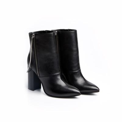 SG Tatler Fashion Drops - Emporio Armani Leather Boots