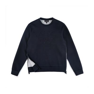 SG Tatler Fashion Drops - Emporio Armani Sweater