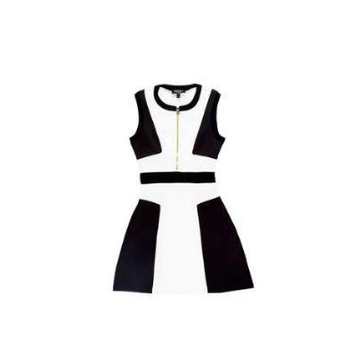 SG Tatler Fashion Drops - Juicy Couture Colourblock Scuba Dress