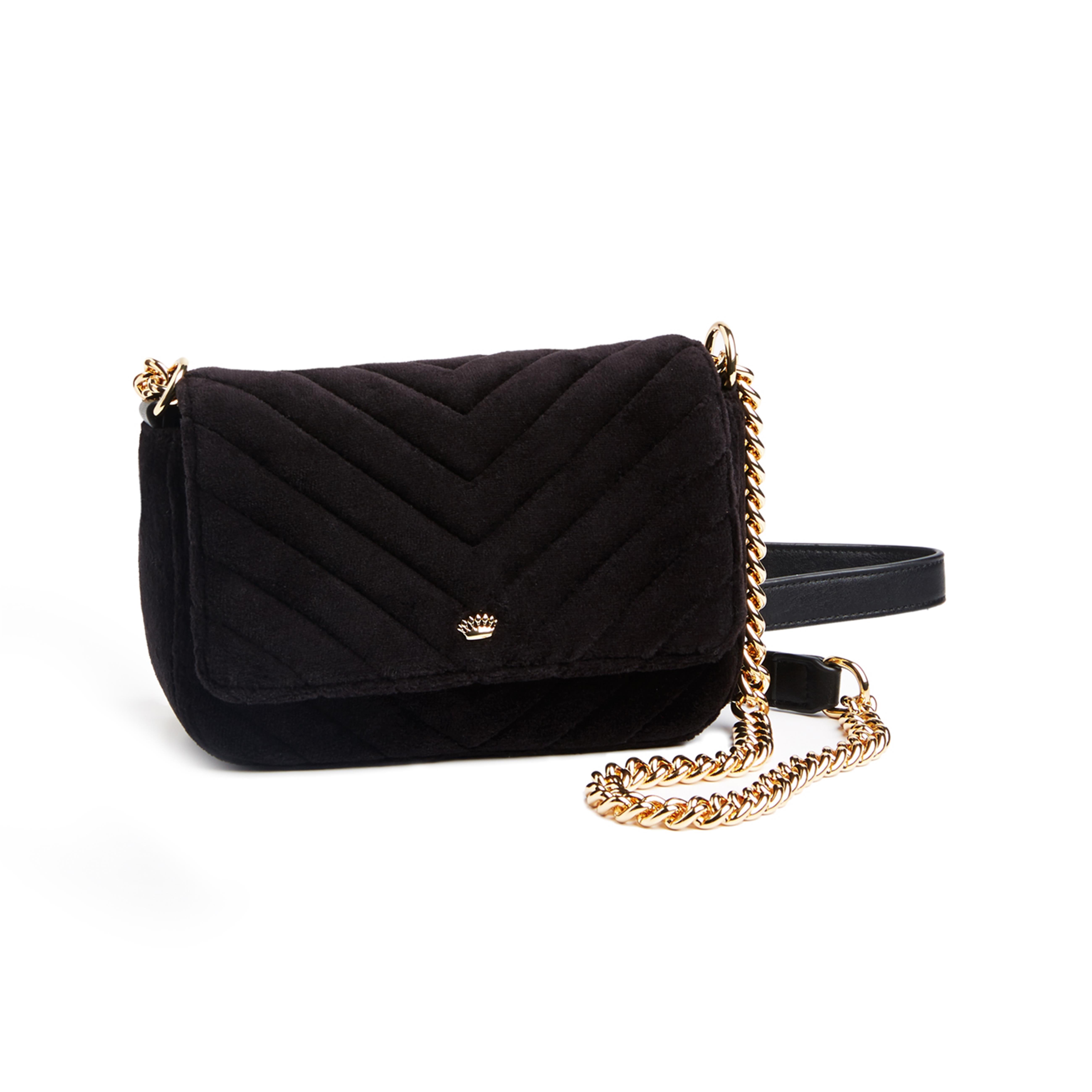 SG Tatler Fashion Drops - Juicy Couture Fairmont Fairytale Velour Lil J Bag
