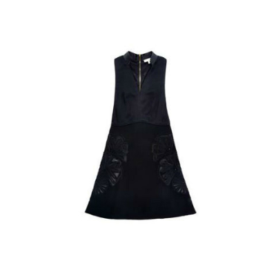 SG Tatler Fashion Drops - Shanghai Tang Embroidered Dress