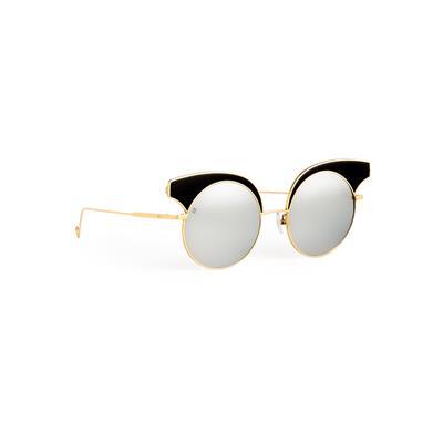 SG Tatler Fashion Drops - SocietyA Lie Eyewear Winged Sunglasses