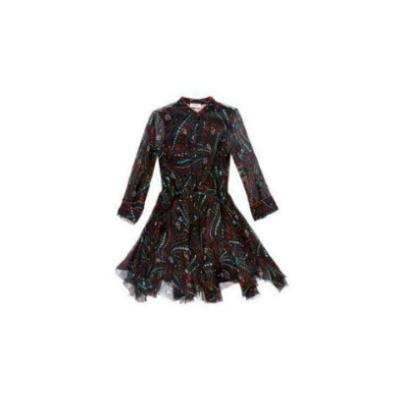 SG Tatler Fashion Drops - Zadig & Voltaire Ranil Psyche Deluxe Dress