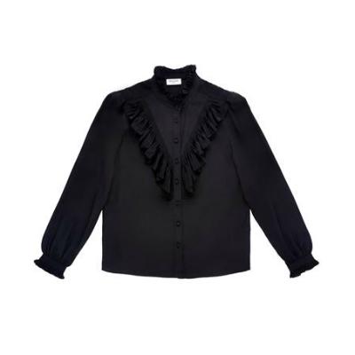 SG Tatler Fashion Drops - Zadig & Voltaire Taccora Deluxe Silk Shirt