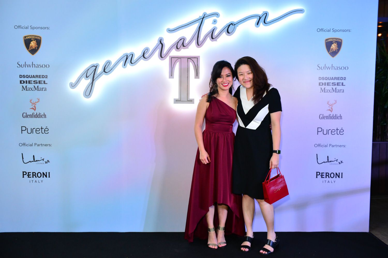 Cherilyn Tan, Gillian Tee