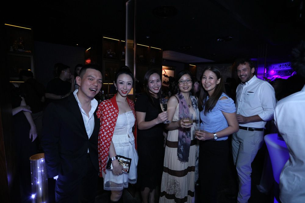 Adrian Ng, Loh May-Han, Doreen Chia, See Hooi Geok, June Rin