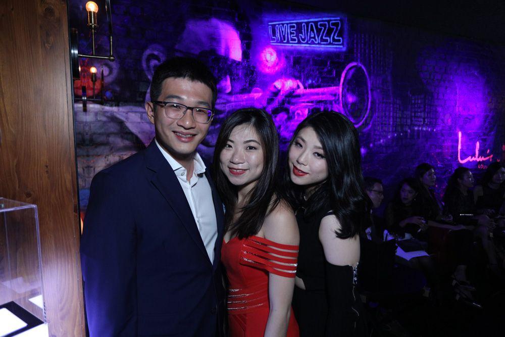 Alvin Soon, Melissa Peh, Desiree Peh