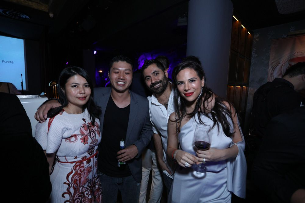 Marilyn Lum, Alex Chew, Raj Datwani, Sarissa Rodriguez-Schwartz