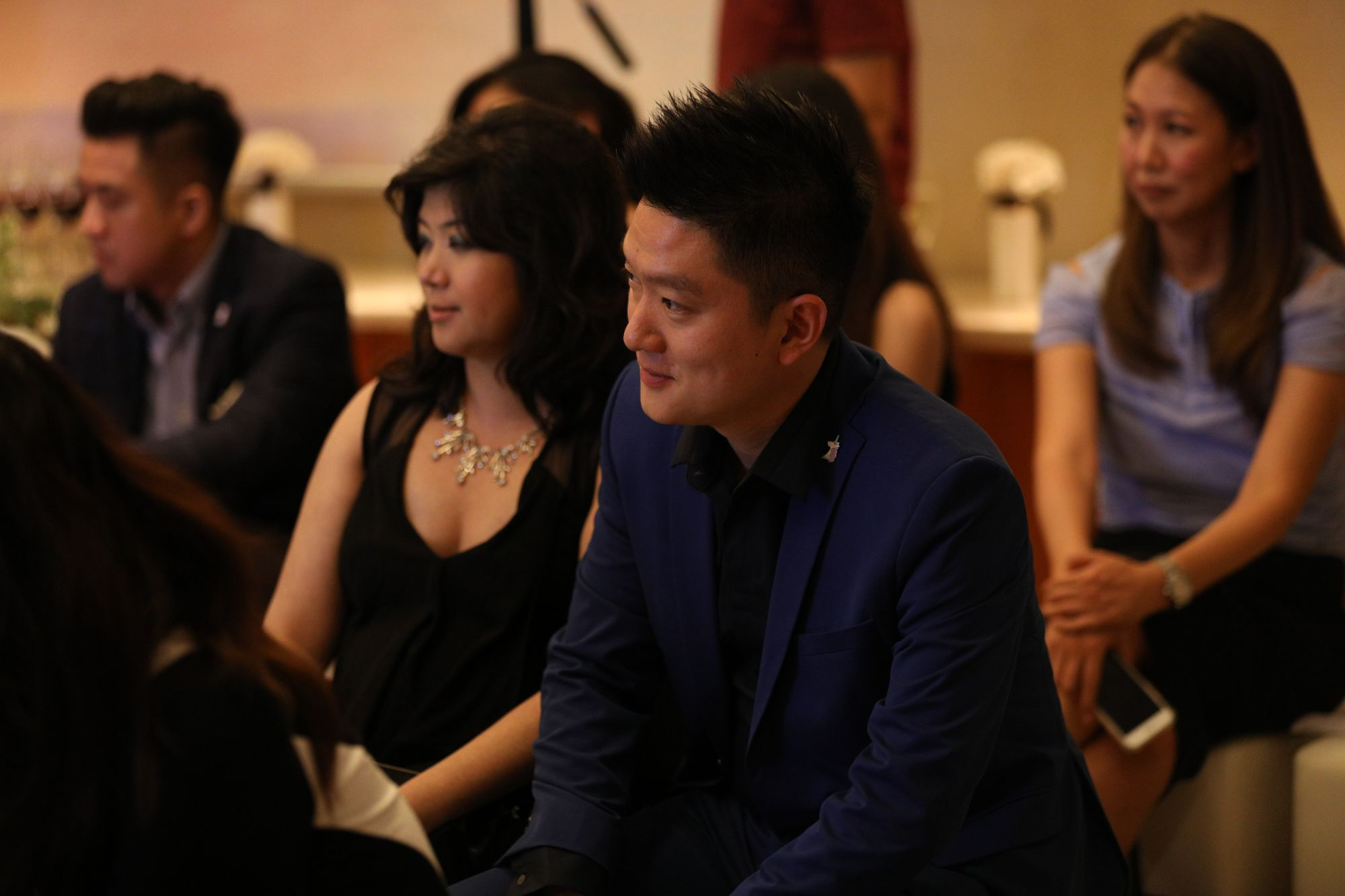 Guest, Tan Szue Hann