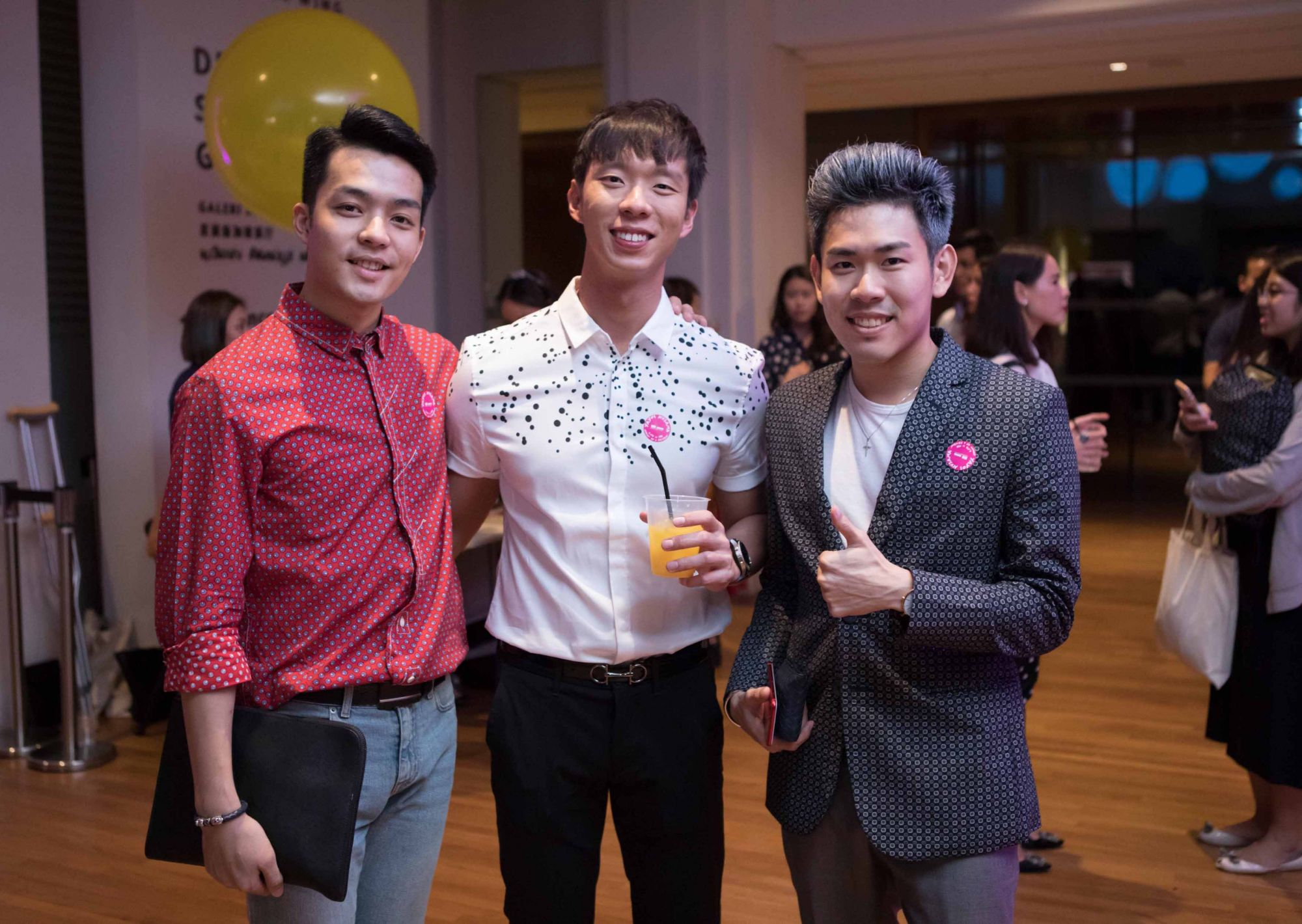 Bryan Tan, Benjamin Tan, Alan Eucharis