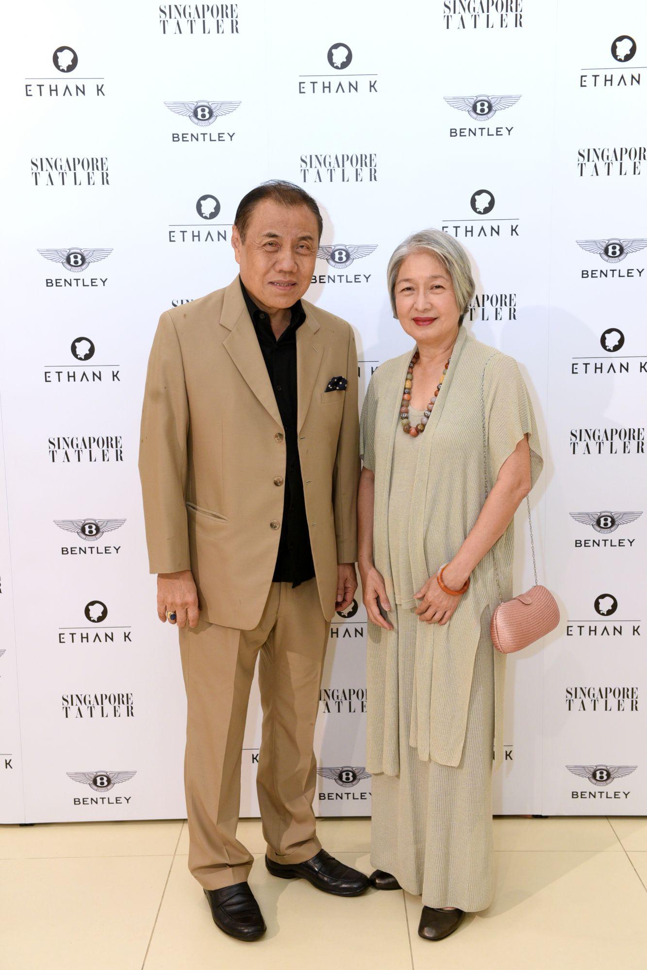 Tan Puay Hiang, Lilian Tan
