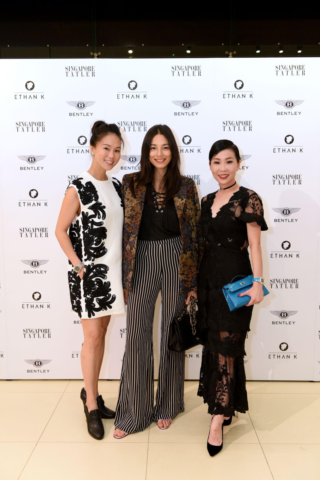 Lynn Yeow De-Vito, Jessica Gomes, Elaine Lim-Chan