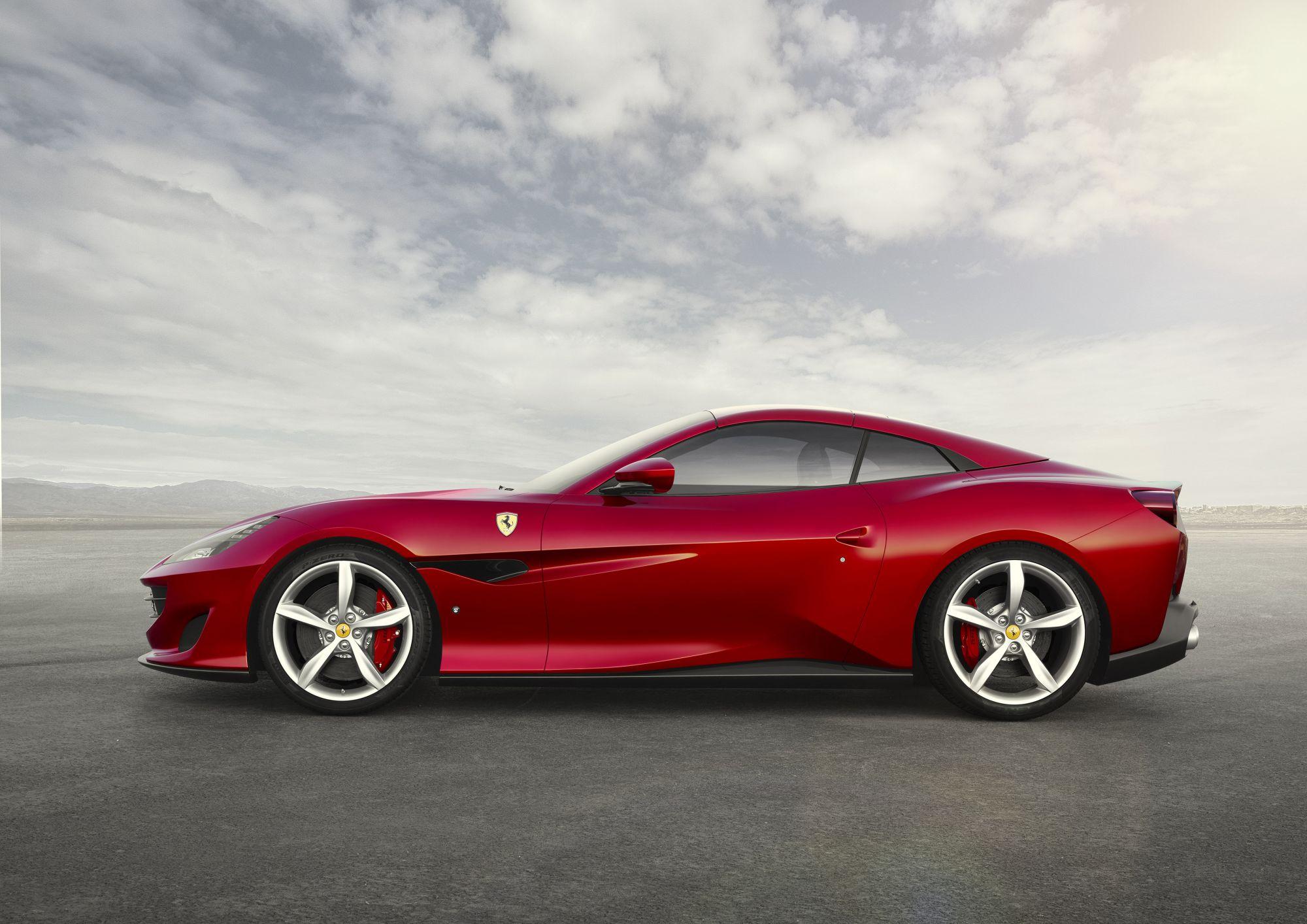 Ferrari Unveils The Portofino An All New Drop Top Singapore Tatler