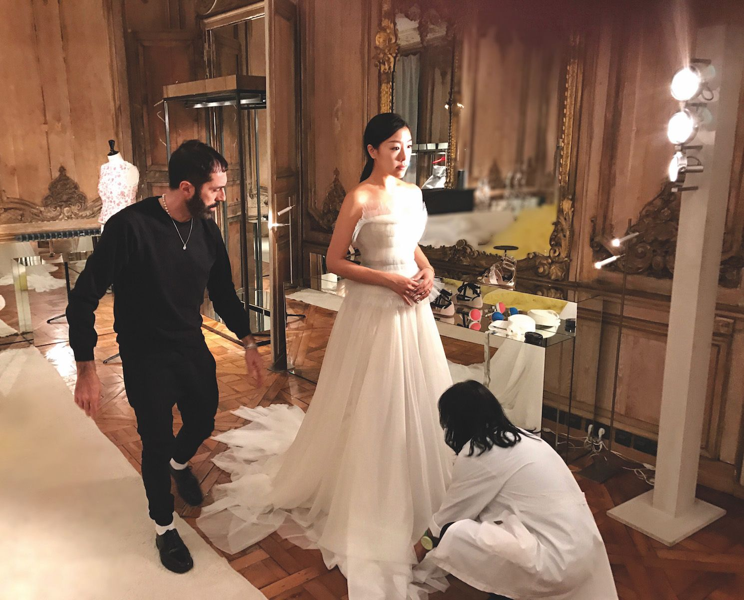 "Giambattista Valli Designed My Wedding Dress"" | Singapore Tatler"