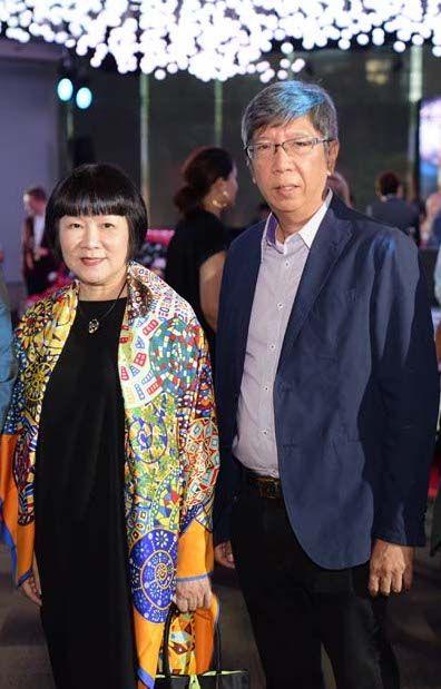 Lau Cher Kee, Tan Fong Lan