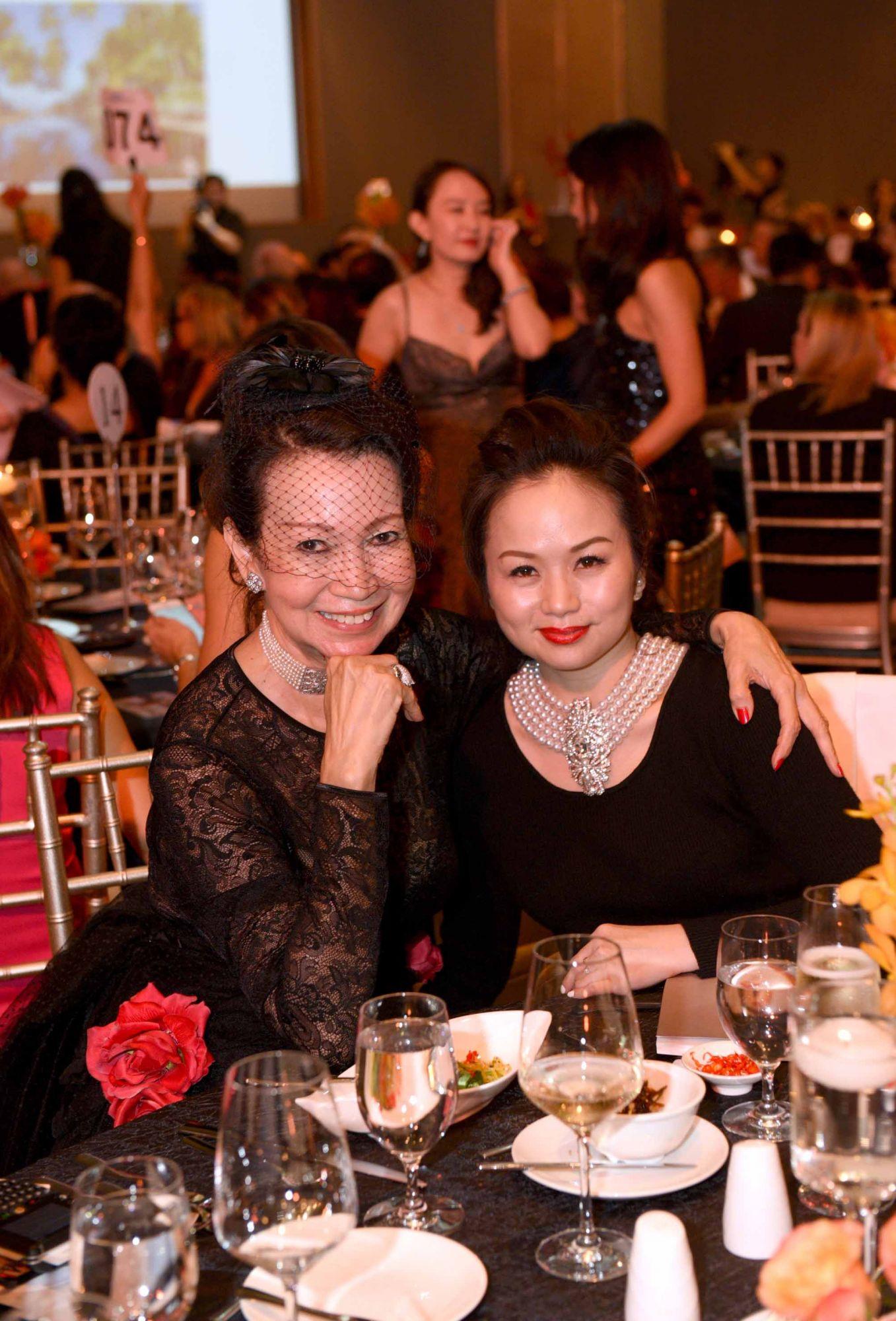 Celeste Basapa, Tonya Tan