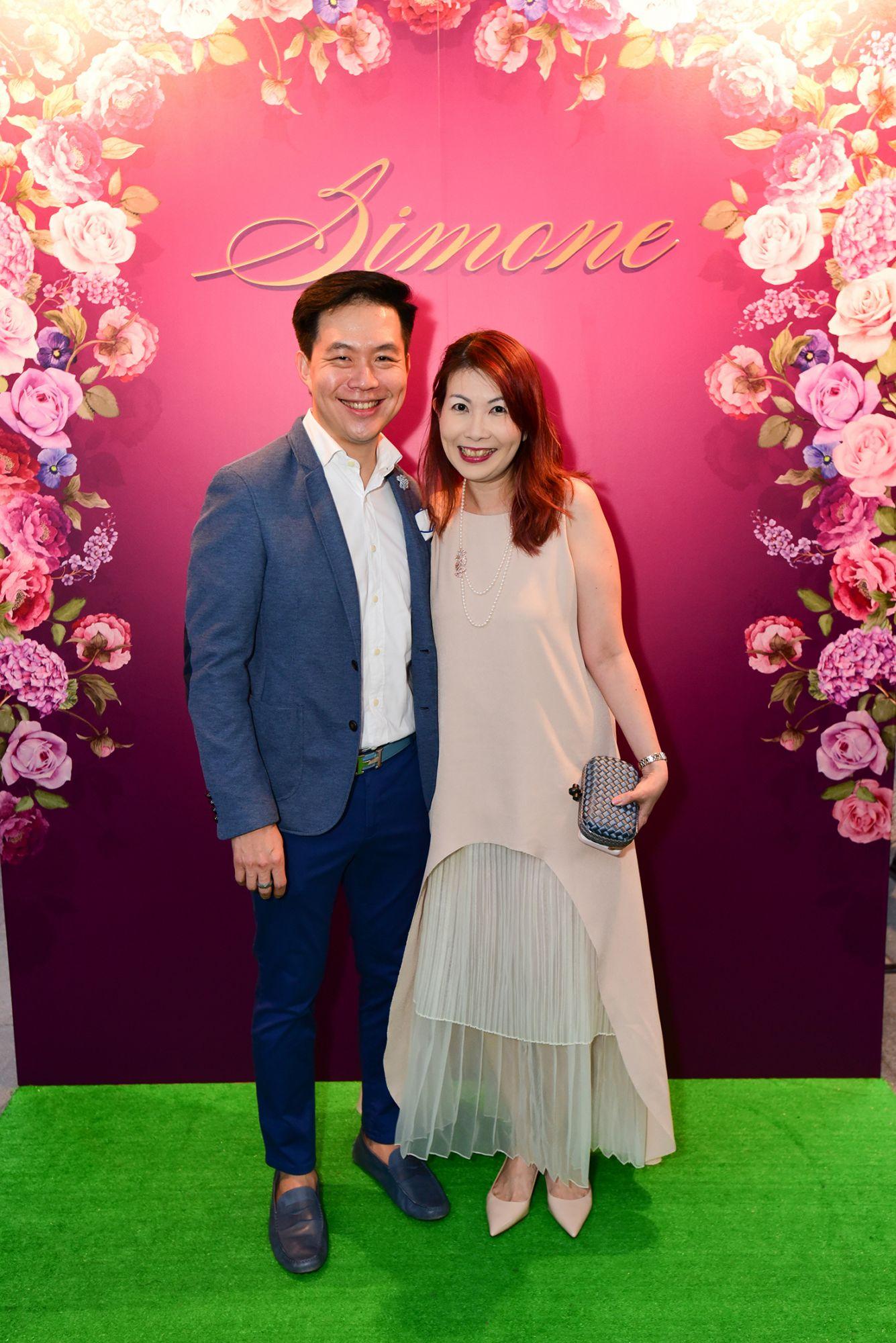 Kenneth Tan, Katherine Tan