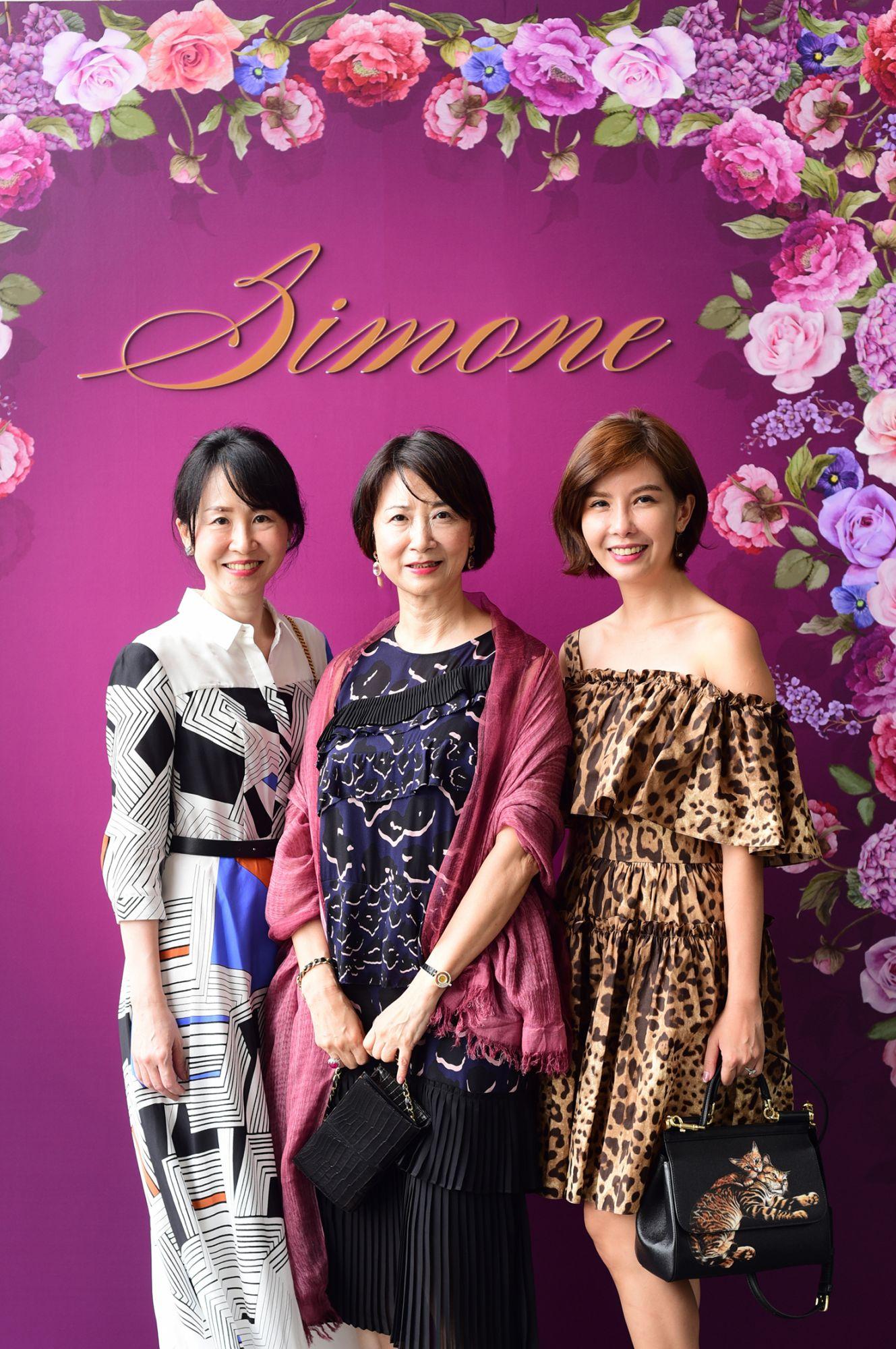 Chew Bee Ling, Belinda Ng, Agnes Hashimoto