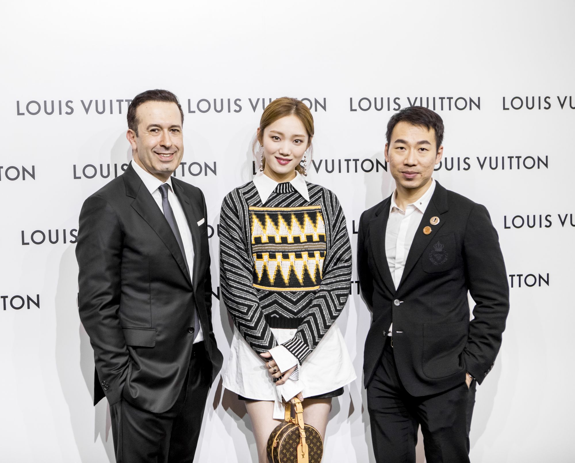 Christopher Kilaniotis, Lee Sung Kyung, Chris Chong