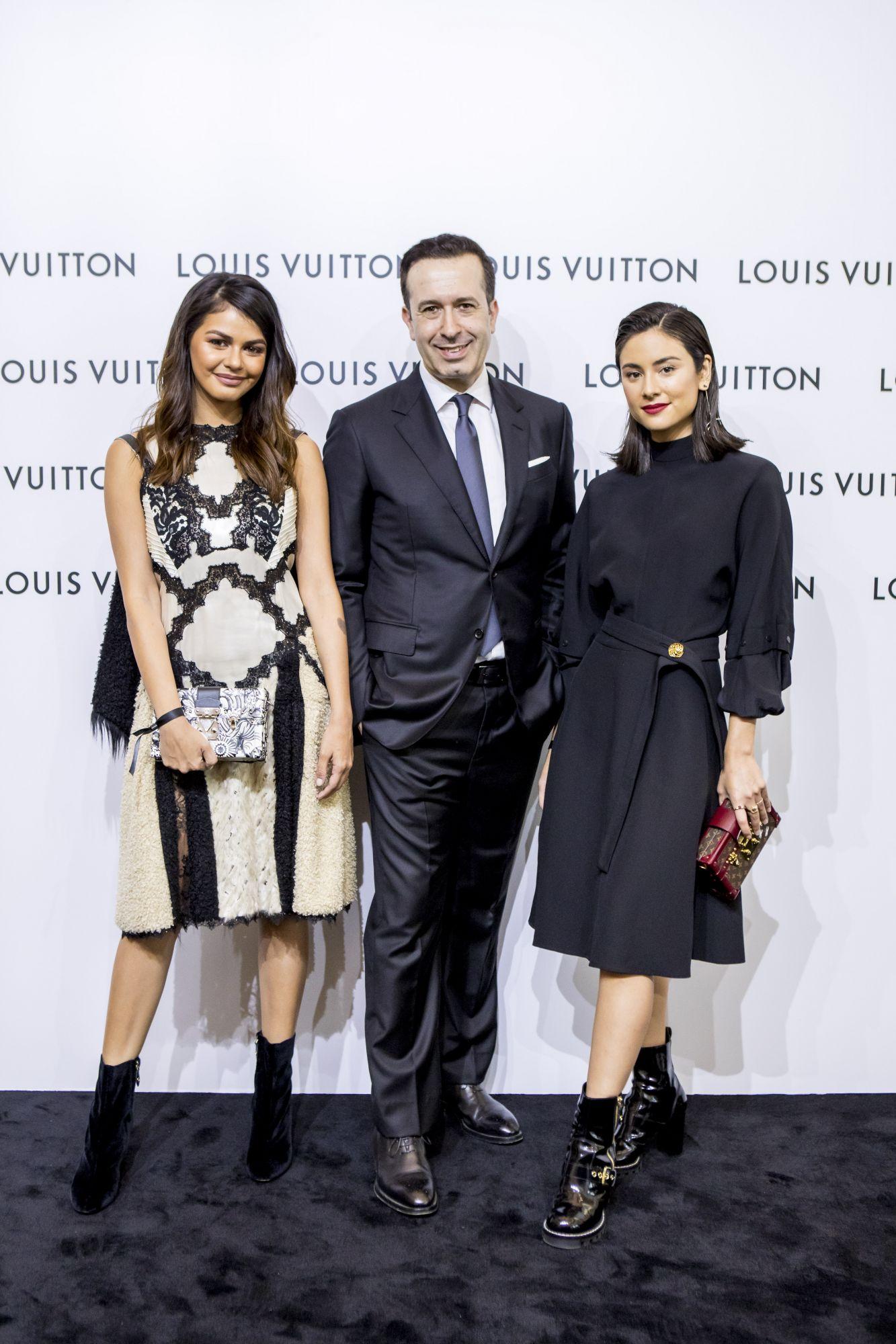 Janine Gutierrez, Christopher Kilaniotis, Mari Jasmine