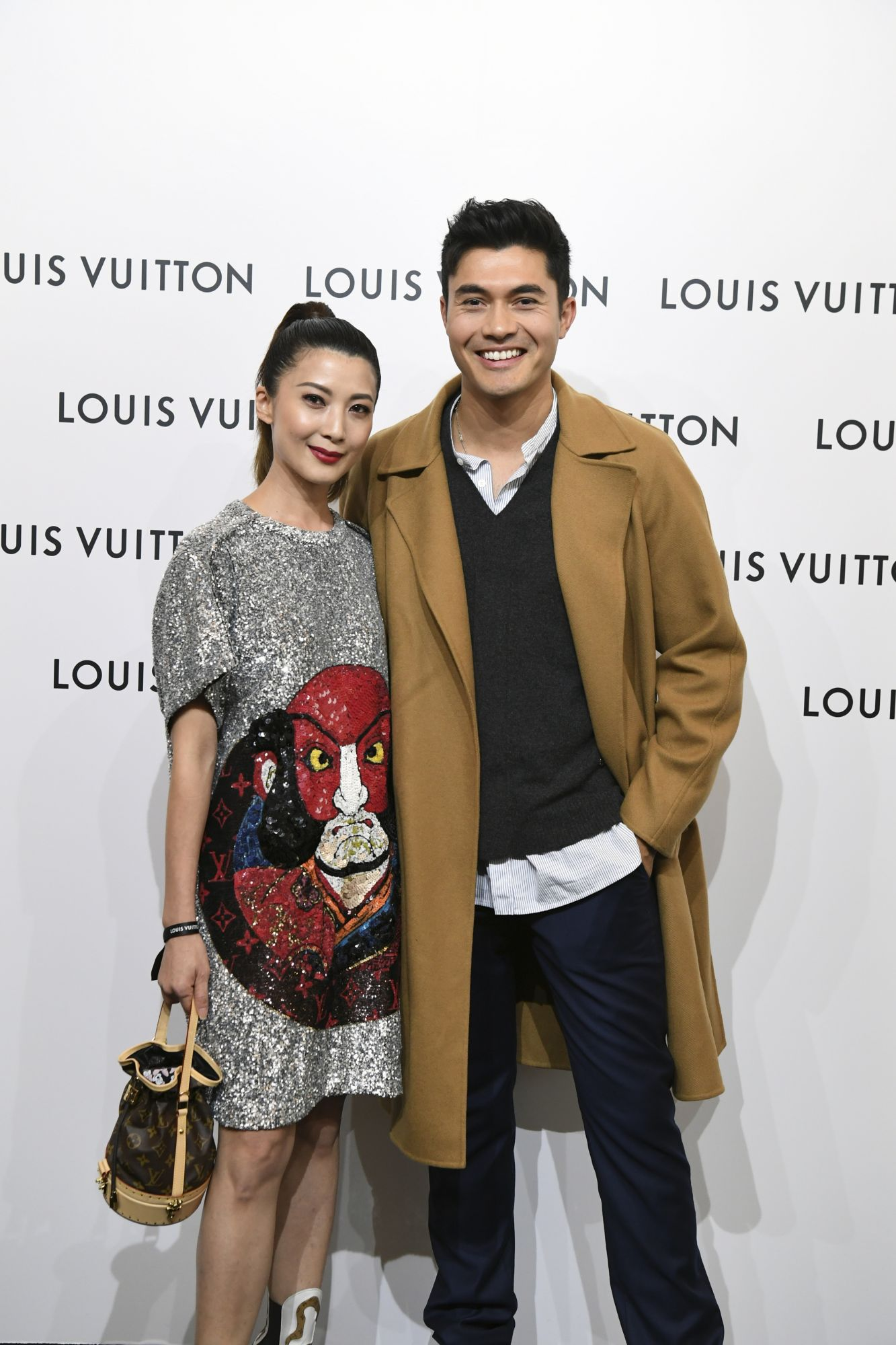 Jeanette Aw, Henry Golding