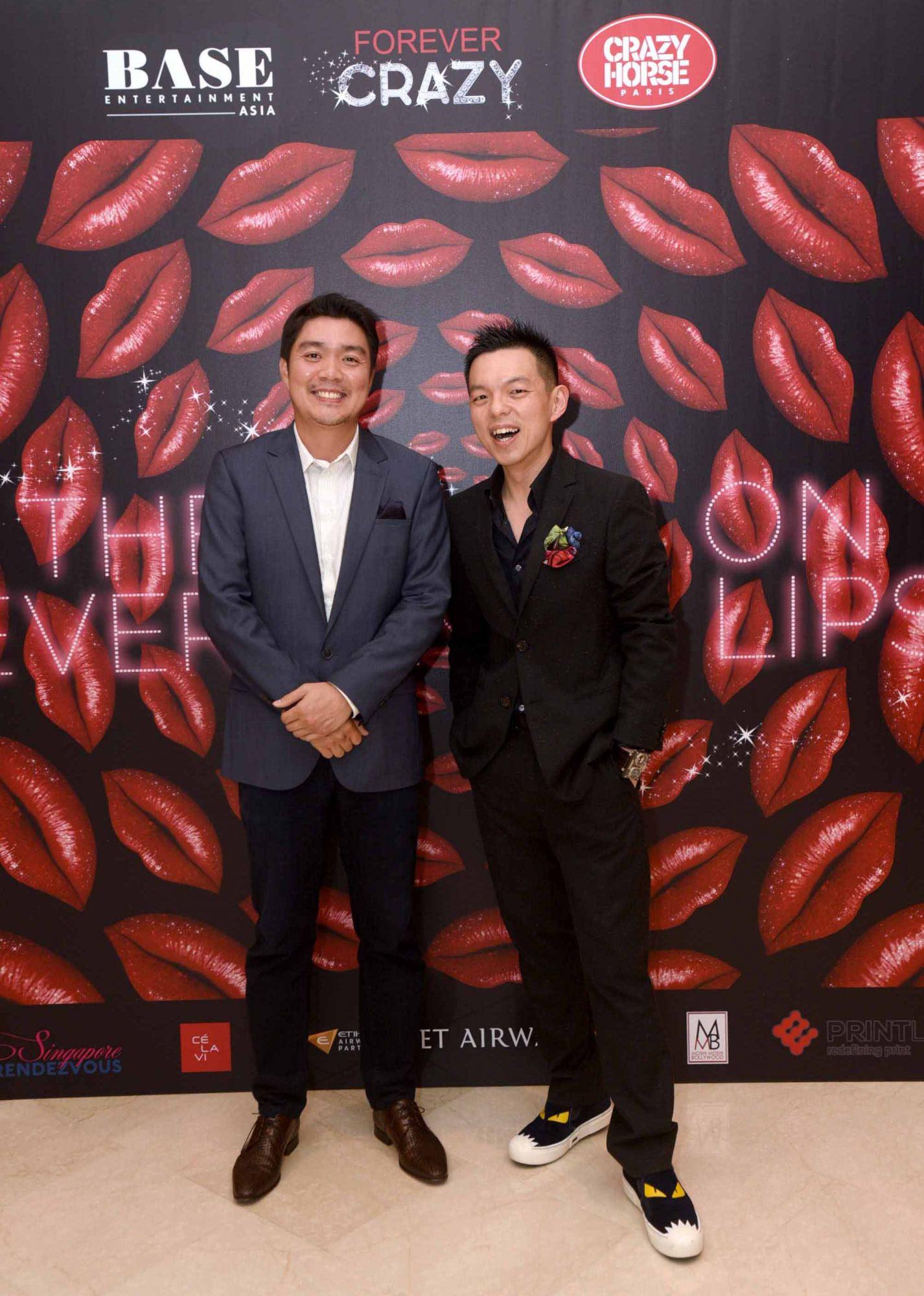 Shaun Tay, Adrian Ng