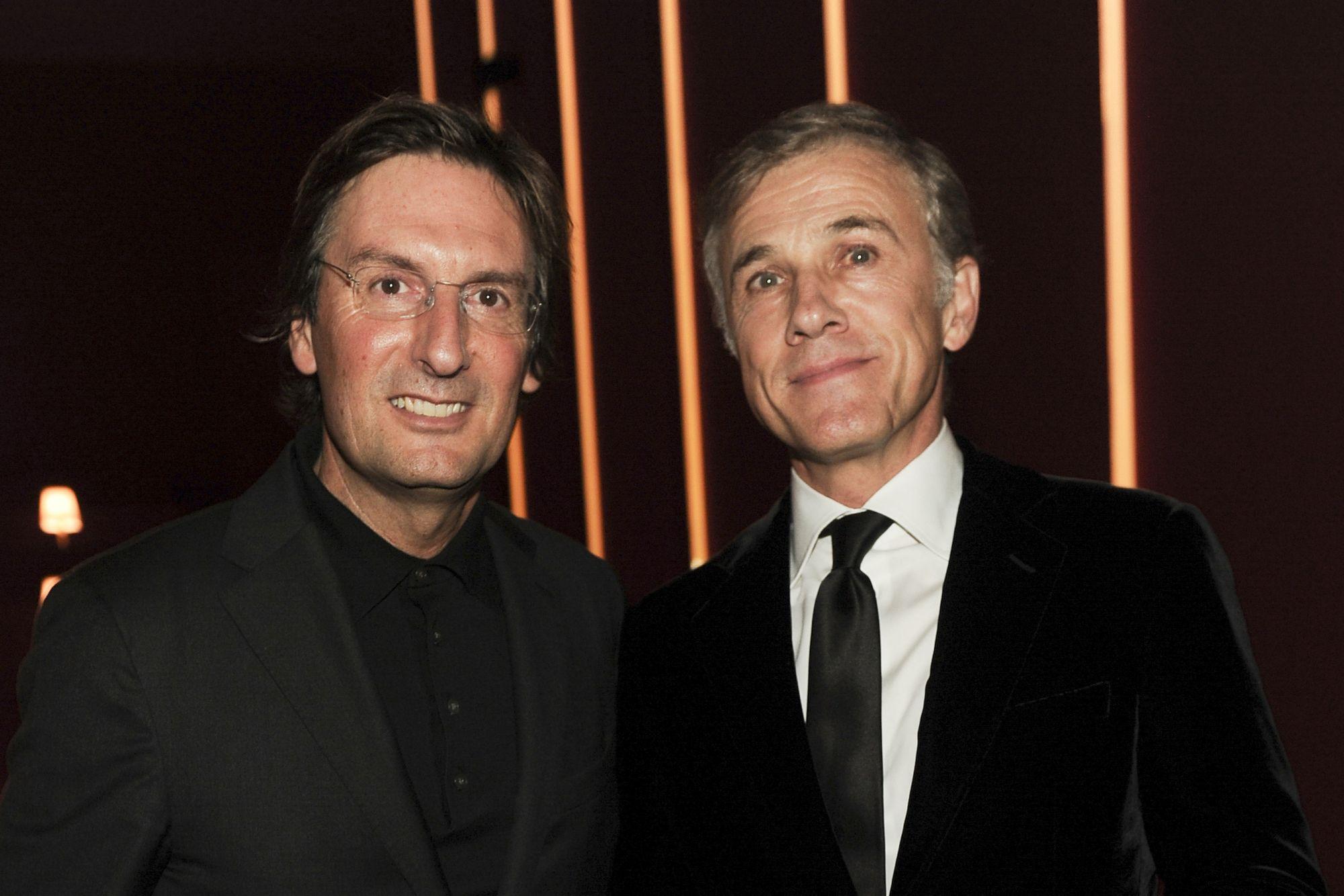 Pietro Beccari, Christophe Waltz