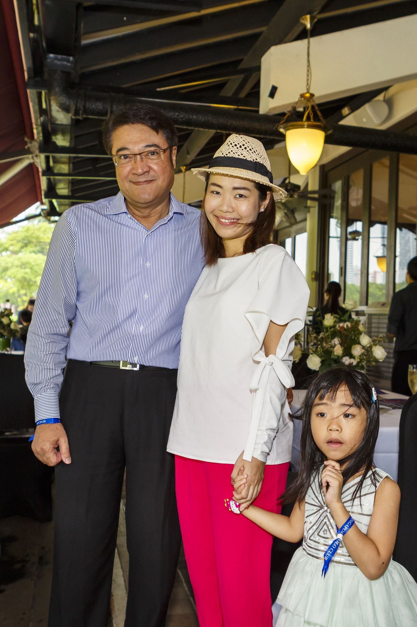 Sylvan Berry, Faith Yu, Analeigh Yu