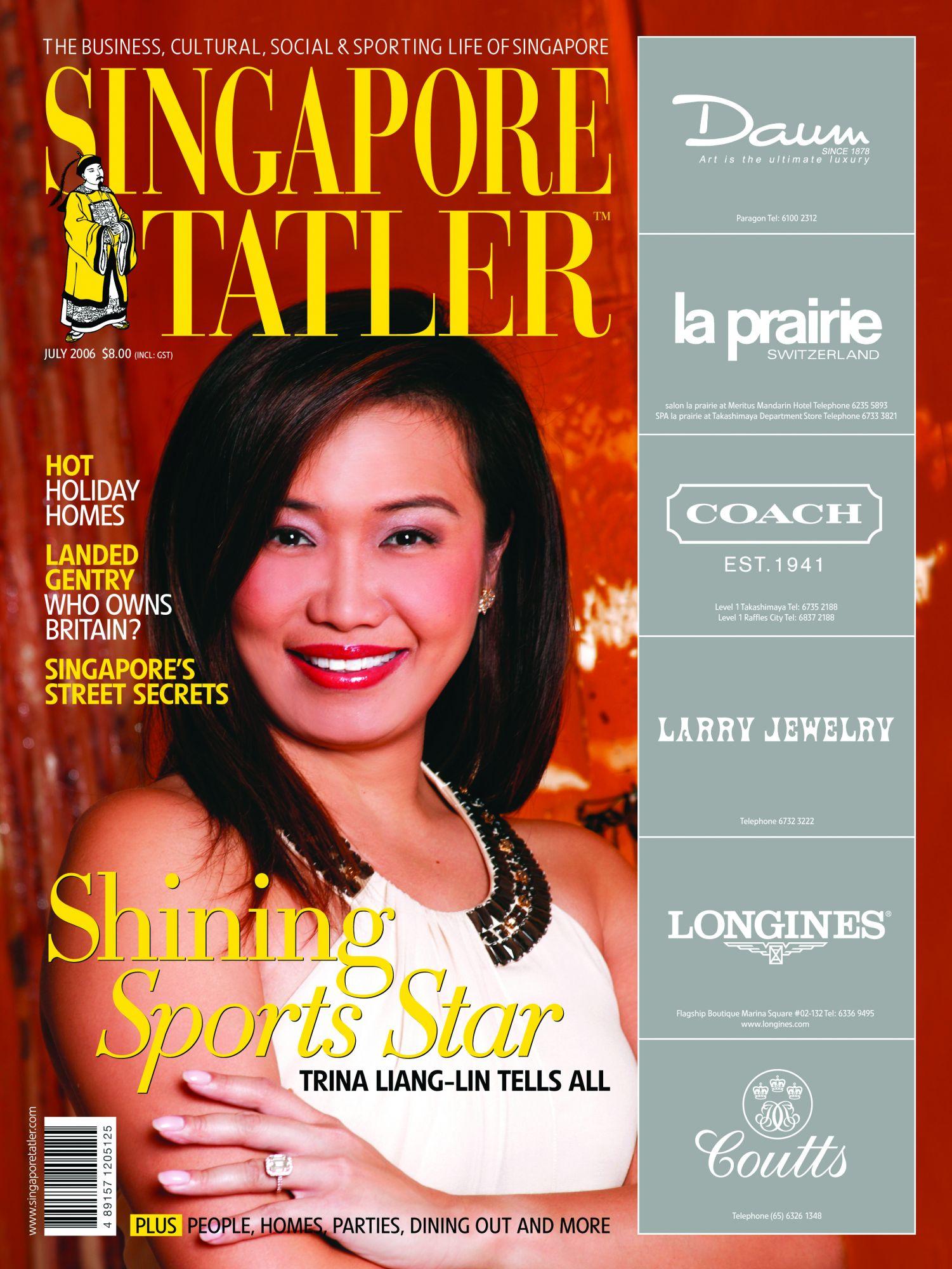 Trina Liang-Lin (Jul 2006)