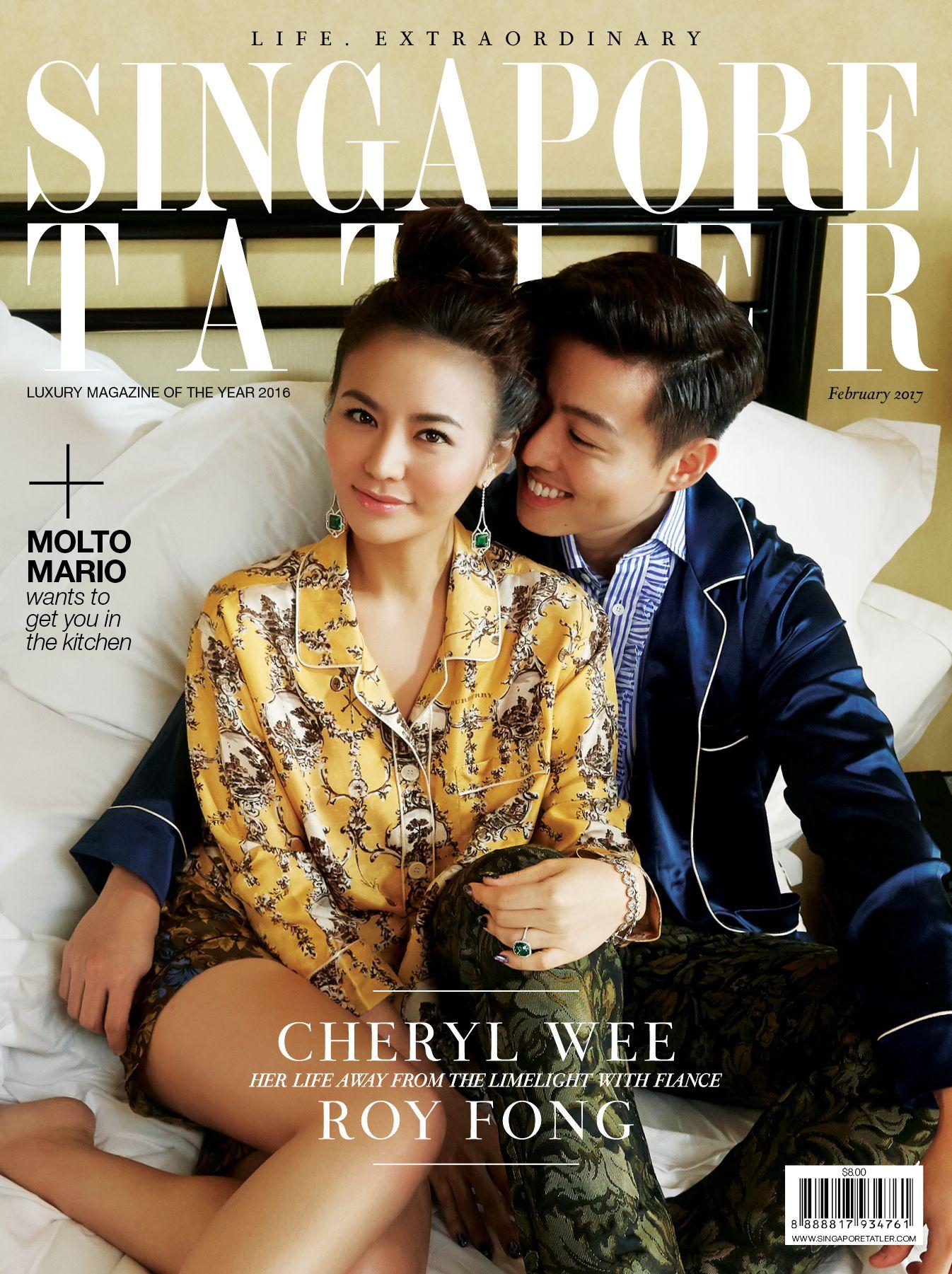 Cheryl Wee & Roy Fong (Feb 2017)