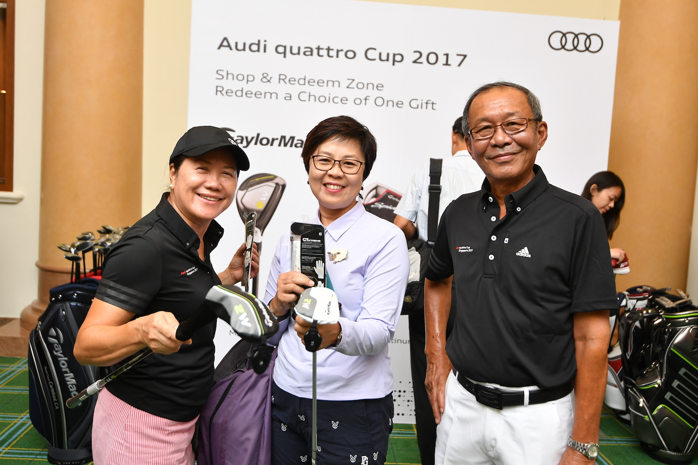Doreen Chua, Chiew Cheng Har, Marc Chua