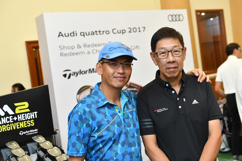 Simon Ng, Kingman Teo