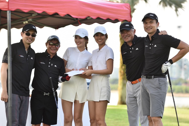 Teng Chen Ji, Philip Pang, Ong Chee Beng, Teng Chen Shun