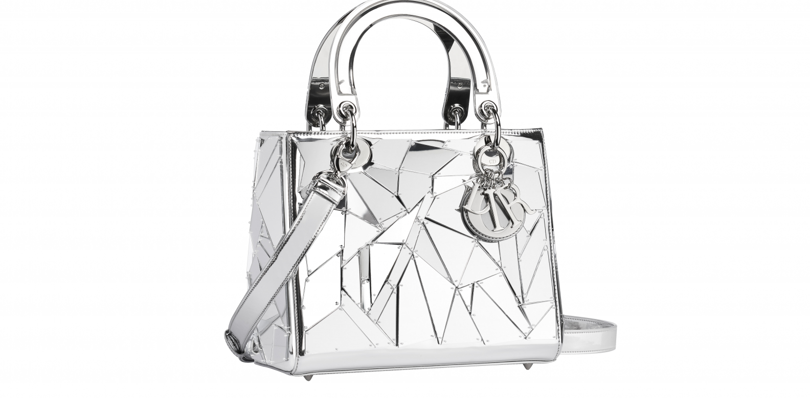 The Lady Dior bag by Lee Bul - Dior Lady Art #2. Photo courtesy of Frederic Leclere