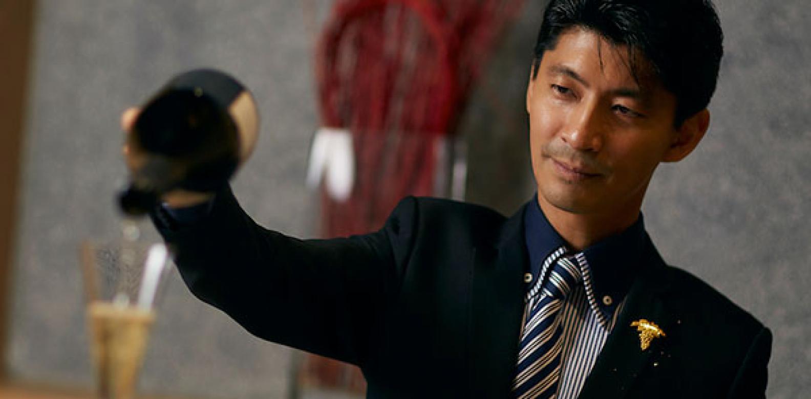Favourite Sommelier: Daisuke Kawai, La Terre