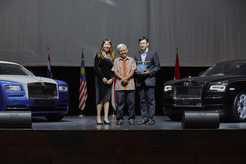Amy Lim, Iskandar Jalil, Teo Ser Luck