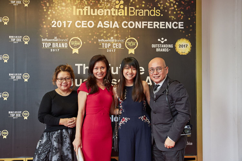 Dorin Lim, Christine Tan, Koh YiQi, Charles Yee