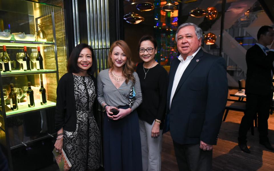 Catherine Loh, Sharon Chua, Irene Chua, Keith Chua