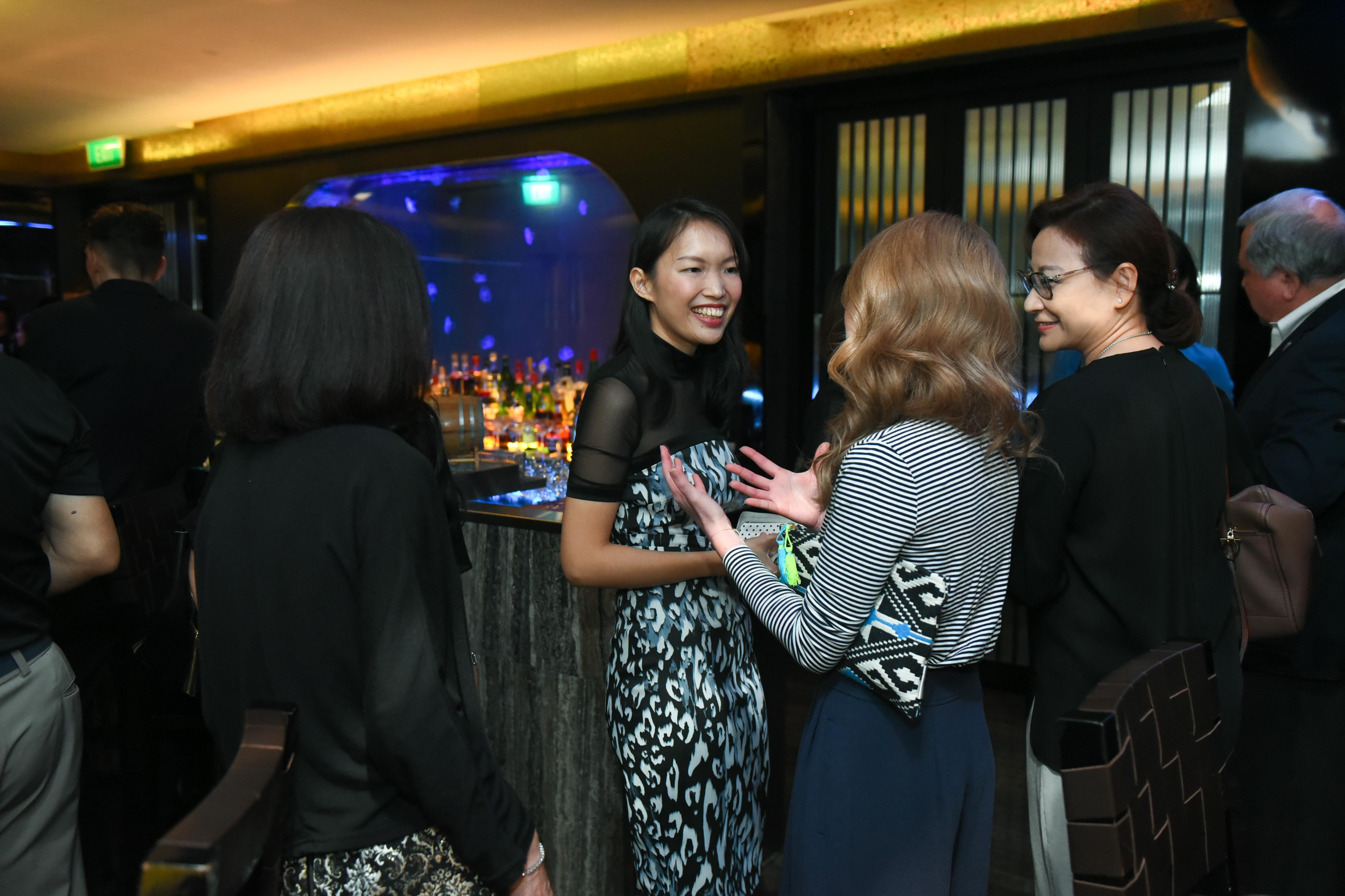 Cheryl Chung, Sharon Chua, Irene Chua