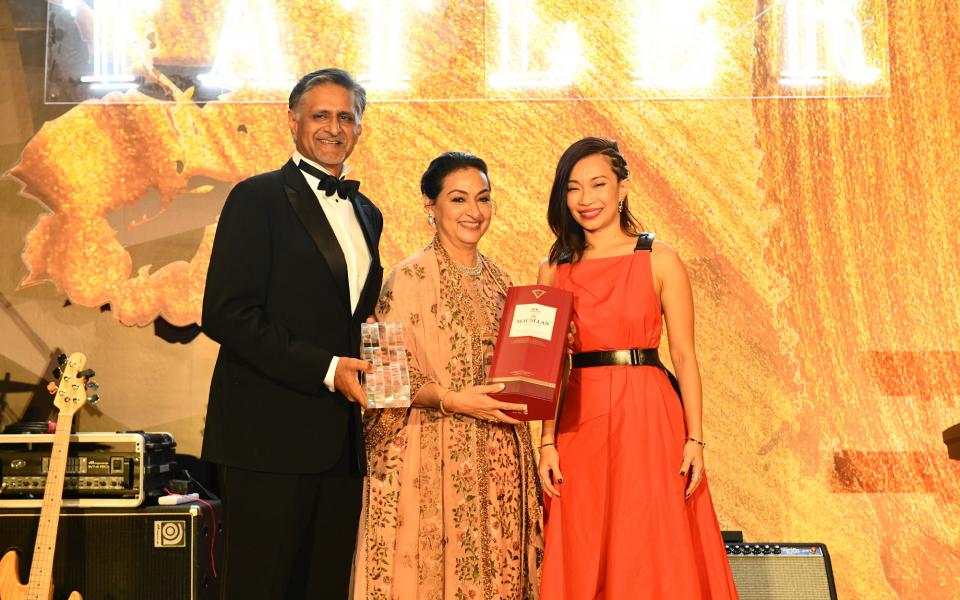 Iqbal Jumabhoy, Maniza Jumabhoy, Corinne Ng