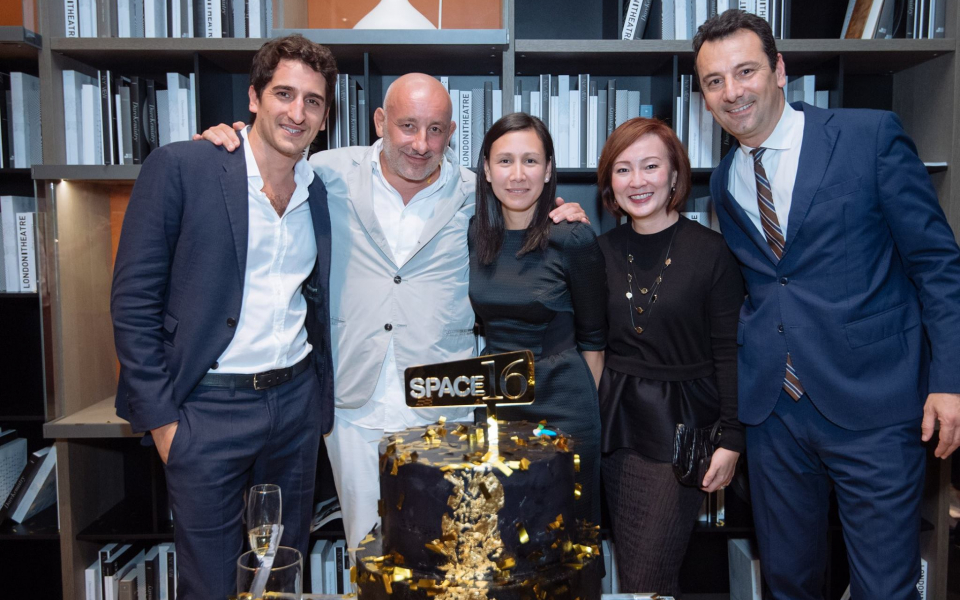 Marco Spinelli, Jean-Marie Massaud, Christina Caredes, Jennifer Soh, Marco Longoni