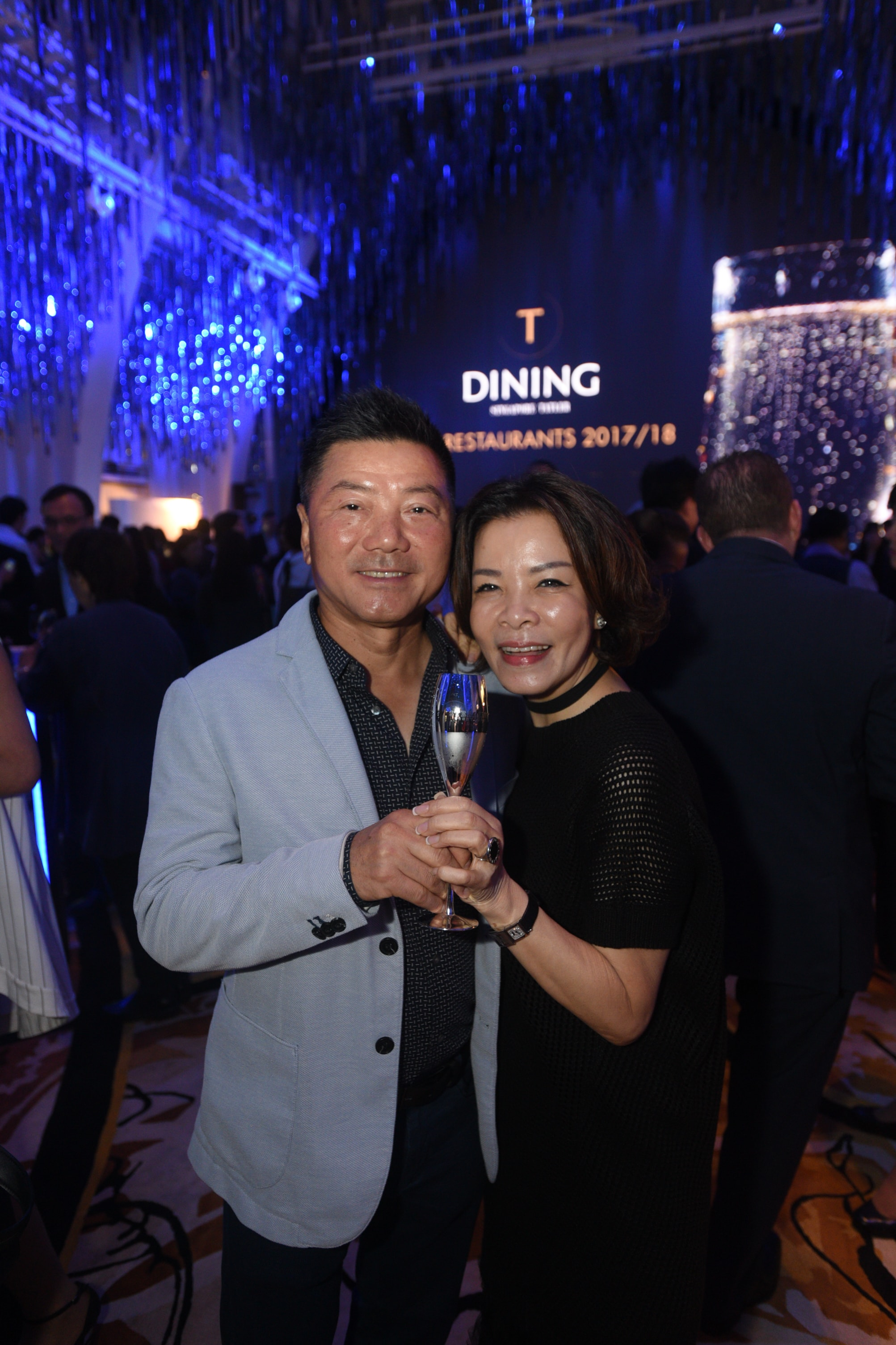 Kevin Wong, Grace Wong