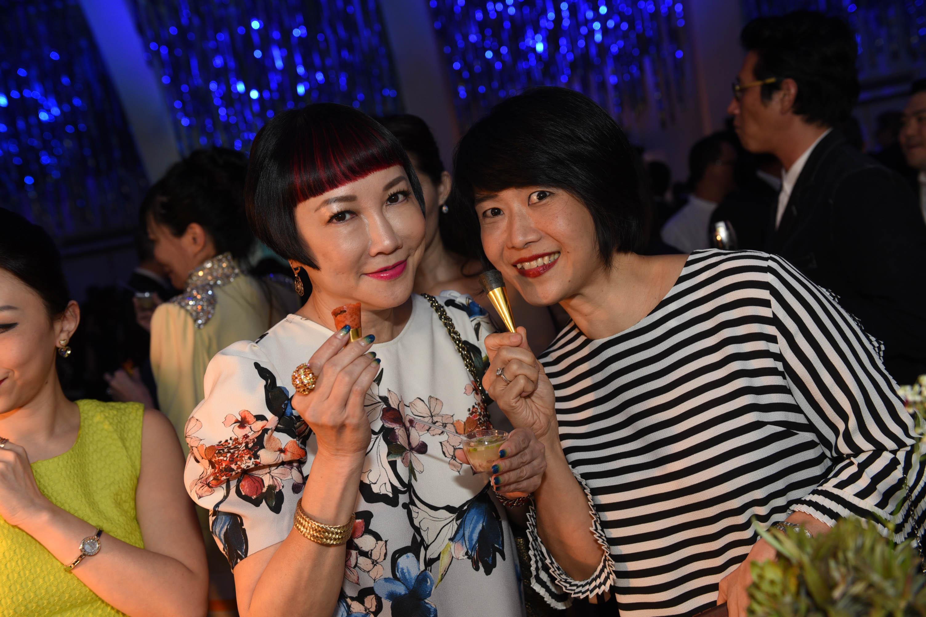 Frances Low, Christina Lim