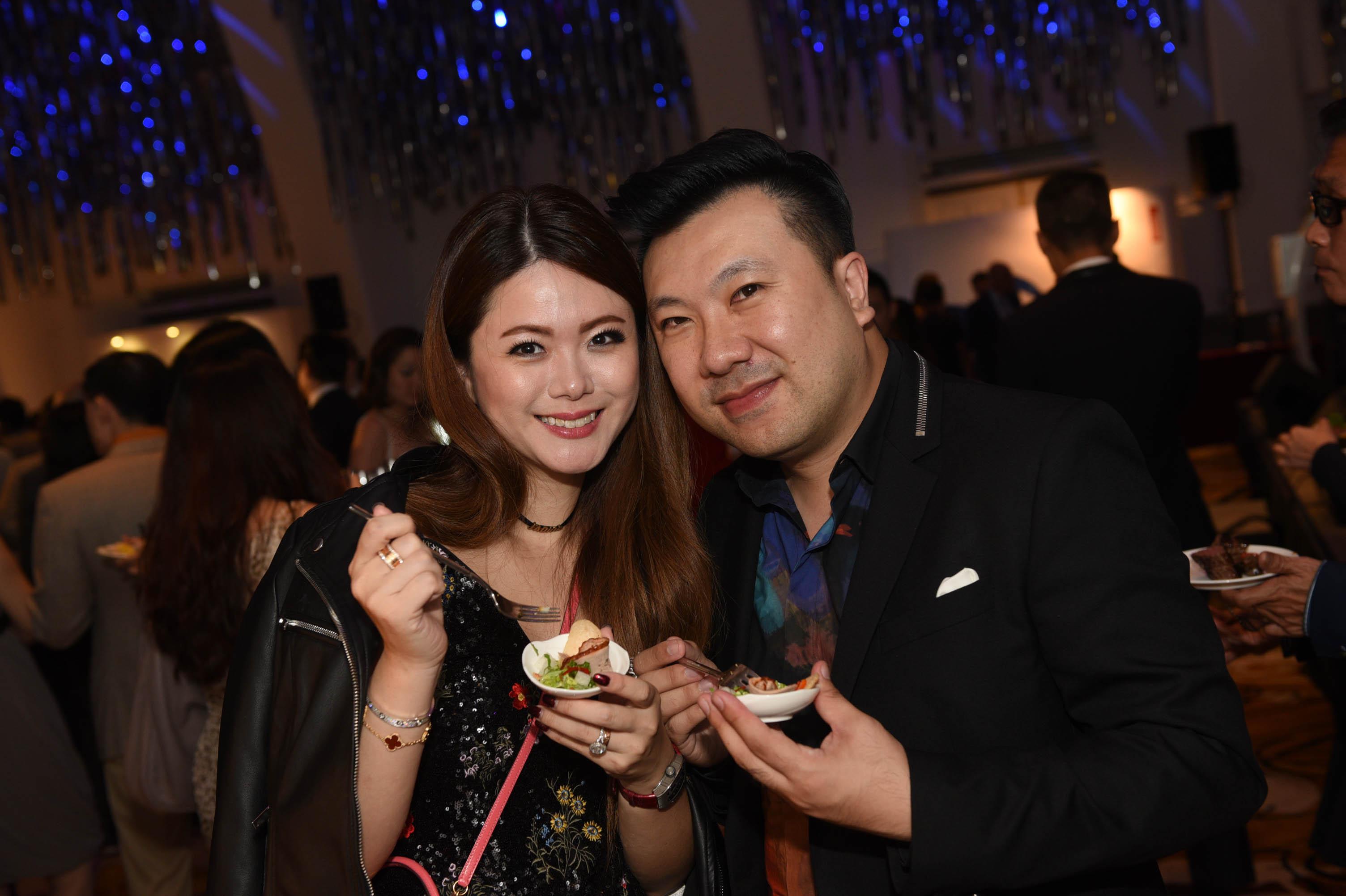 Chermaine Pang, Terence Siew