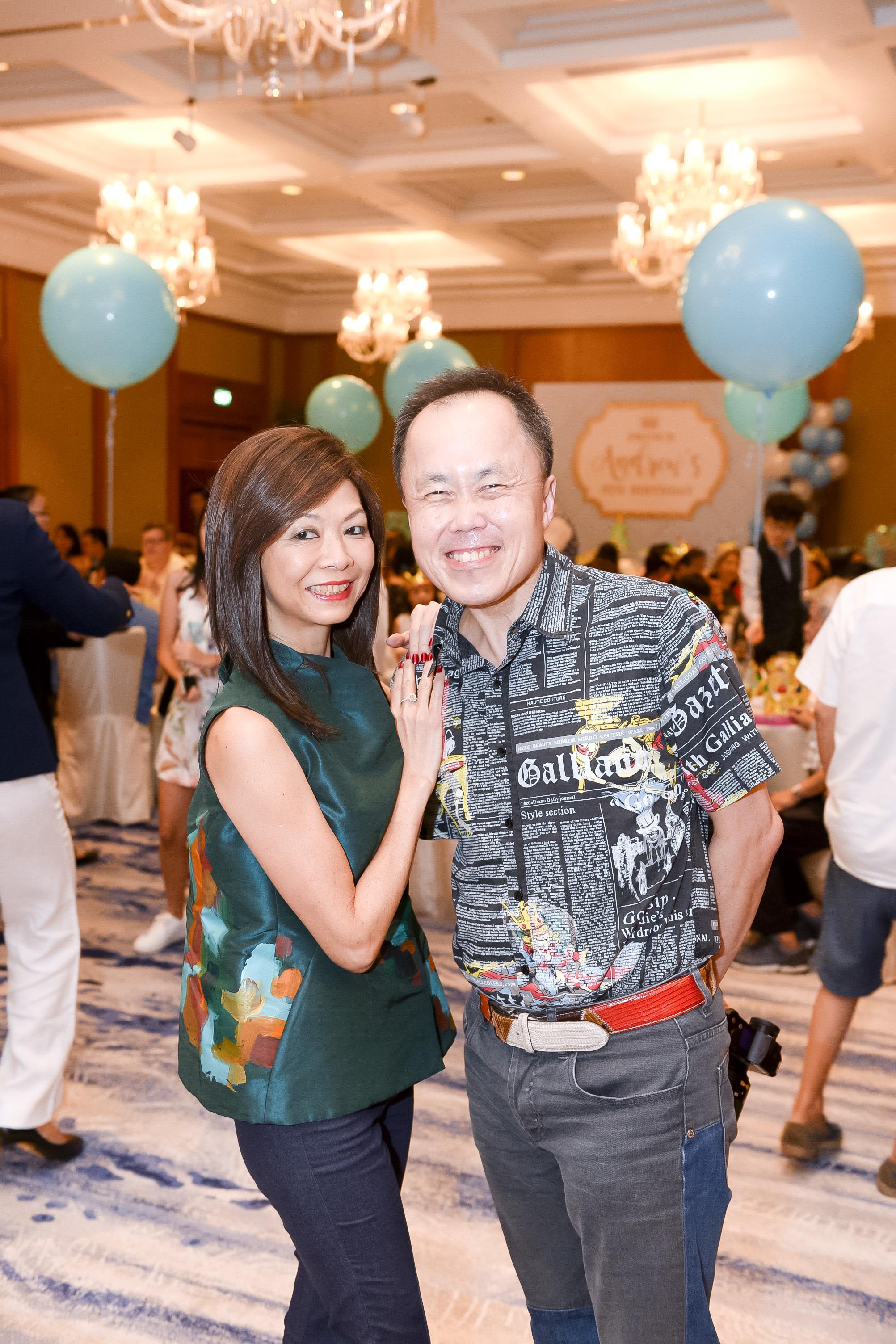 Dolly Cheong, Bernard Cheong