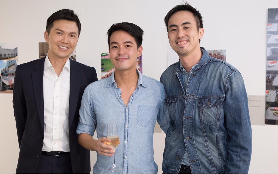 Derek Tan, Nikolai Kea, Terence Lim