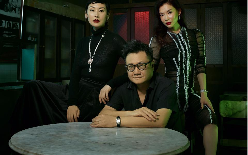 Eric Khoo And His Leading Ladies