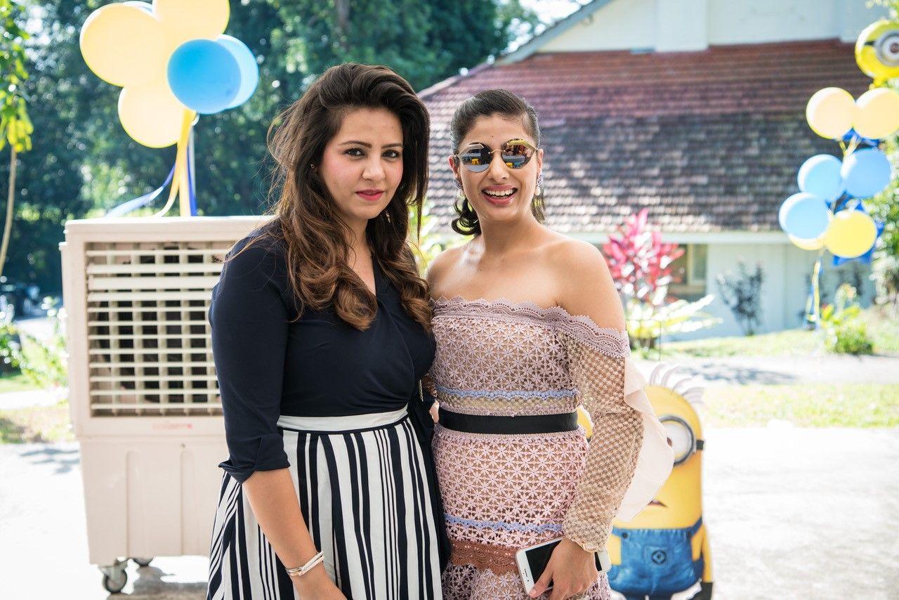 Riddhima Behl, Nayantara Dhillon